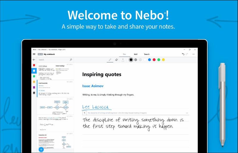 اپلیکیشن ۹ دلاری Nebo را تا ۲۰ روز آینده رایگان دانلود کنید!