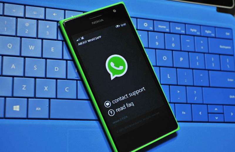 نسخه جدید WhatsApp را از دست ندهید!