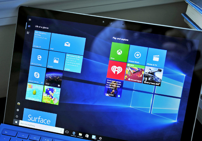 Windows 10 PC cumulative Update 14393.105 منتشر شد.