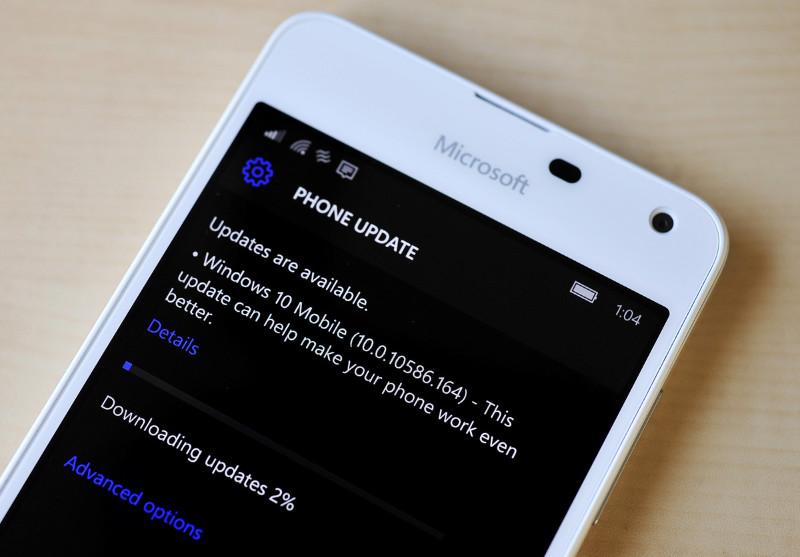 احتمال انتشار آپدیت Anniversary برای ویندوز ۱۰ موبایل در ۹ آگوست