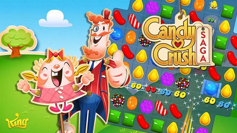 نسخه جدید بازی Candy Crush Saga با ۲۰۰۰ مرحله منتشر شد!