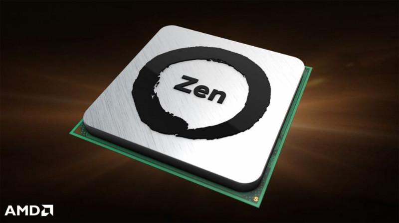نسل جدید پردازنده های AMD با نام Zen در راهند!