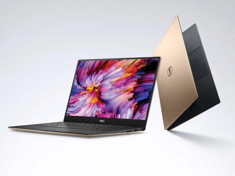 نسل بعدی Dell XPS 13 با پردازنده Kaby Lake و ۲۲ ساعت شارژ!