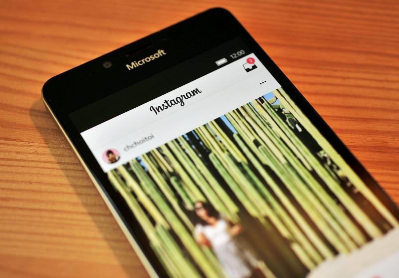 دانلود نسخه جدید اینستاگرام با قابلیت زوم برای ویندوز ۱۰ موبایل