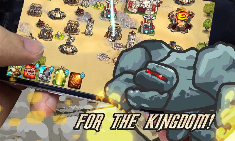 بازی استراتژی Kingdom Reborn – Art of War را از دست ندهید!