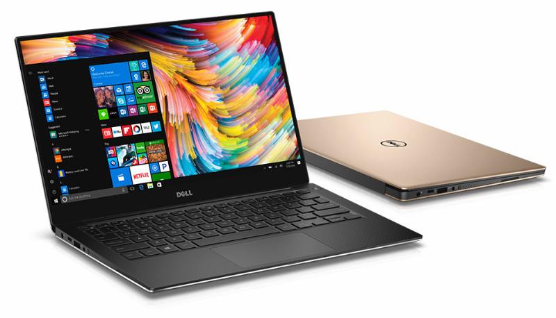 Dell از نوت بوک جدید خود با پردازنده نسل ۷ اینتل رونمایی کرد!