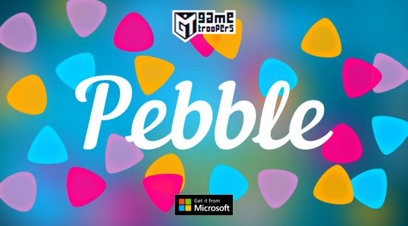 بازی دوست داشتنی Pebble Minigame برای ویندوزفون منتشر شد.