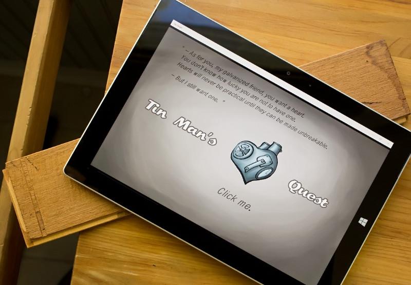 Tin Heart بازی سبک و جذاب مخصوص کامپیوتر با ماوس!