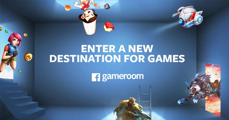 Facebook Gameroom رقیبی برای Steam در بازی های سبک