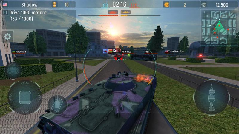 دانلود بازی فوق العاده و آنلاین Armada : Modern tanks برای ویندوز ۱۰