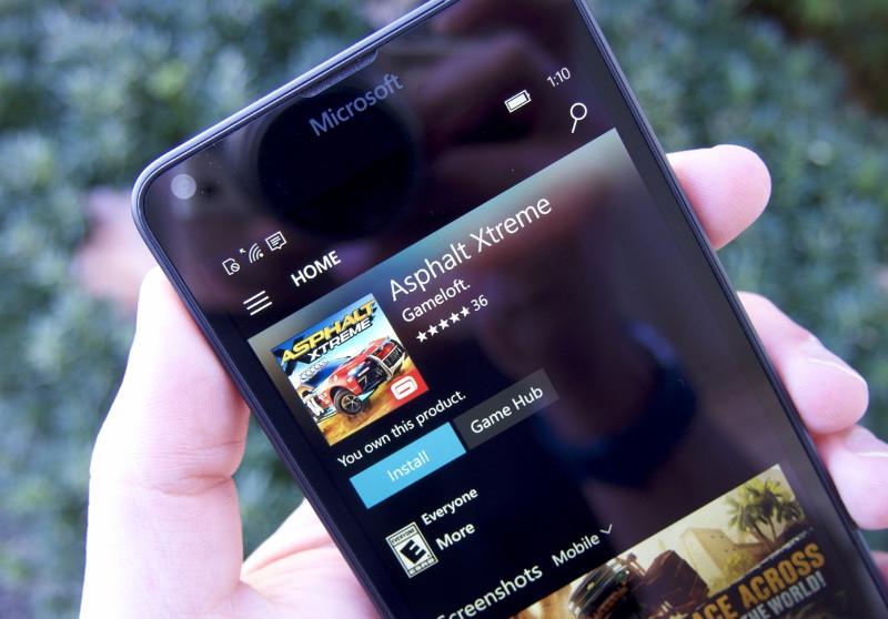 بازی جدید و فوق العاده Asphalt Xtreme برای ویندوز ۱۰ موبایل و PC
