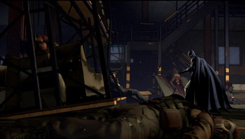 دانلود رایگان! بازی گرافیکی فوق العاده Batman: The Telltale Series