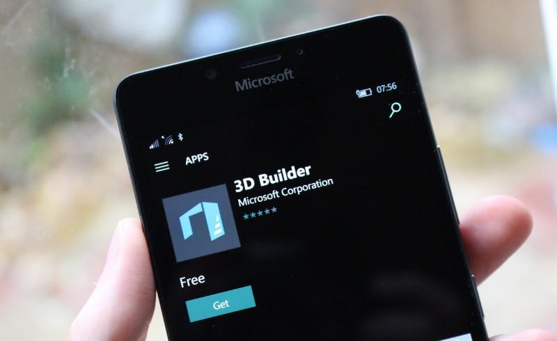 نسخه جدید اپلیکیشن طراحی و اسکن اجسام سه بعدی ۳D Builder