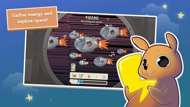 بازی جدید Hamster Universe برای ویندوز ۱۰ موبایل و PC توسط Game Troopers