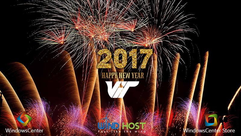 امیدواریم سال نو ۲۰۱۷ را با سلامتی و شادی آغاز کنید!