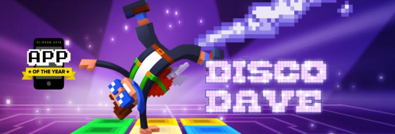 بازی جذاب و یونیورسال Disco Dave را از دست ندهید!