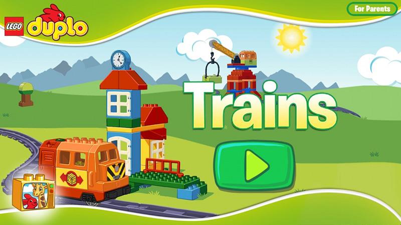 LEGO® DUPLO® Train آماده دانلود برای ویندوز ۱۰ موبایل