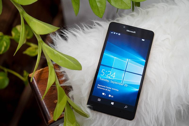 نحوه راه اندازی گوشی ویندوز موبایل ۱۰ برای نخستین بار