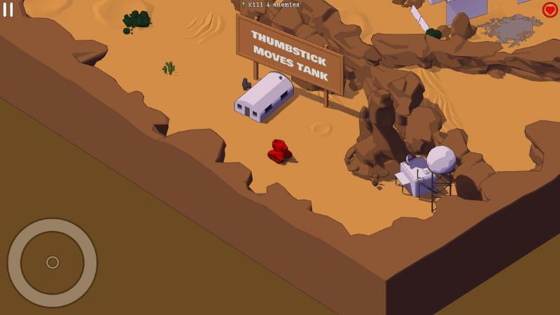 دانلود بازی جذاب Tanks برای تبلت و کامپیوتر ویندوز ۱۰