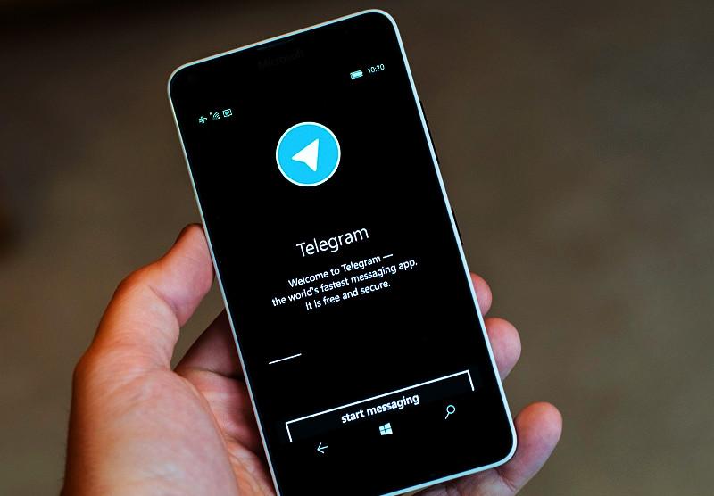 چطور Cache تلگرام را پاک کنیم؟