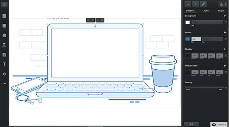 اپلیکیشن Vectr را برای طراحی برداری در ویندوز ۱۰ PC خود از دست ندهید!