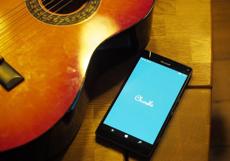 اپلیکیشن Chordle برای علاقه مندان به گیتار در ویندوز ۱۰