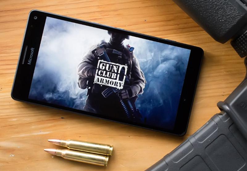 Gun Club Armory بازی جذاب تیراندازی برای ویندوز ۱۰ موبایل