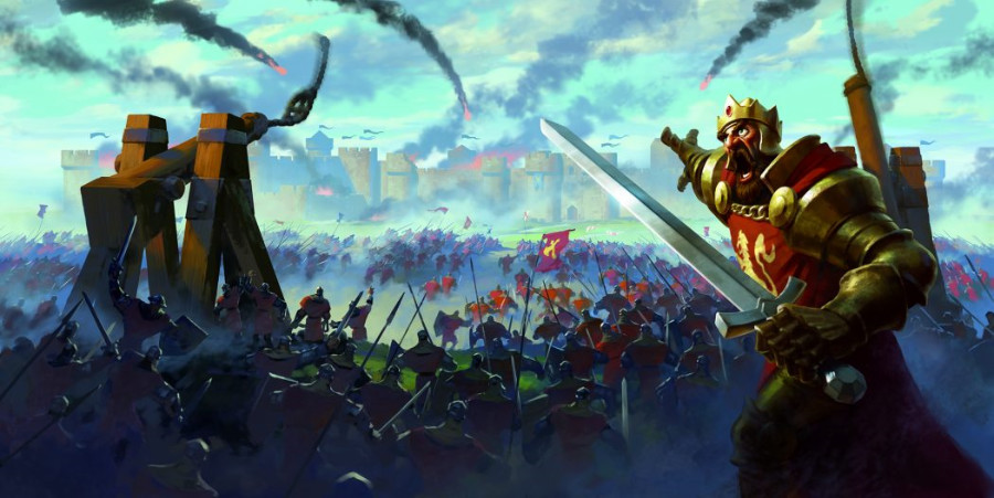 نسخه جدید بازی Age of Empires: Castle Siege را از دانلود کنید.