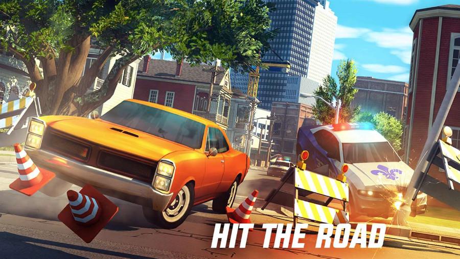بازی فوق العاده و رایگان Gangstar New Orleans مخصوص ویندوز ۱۰ PC