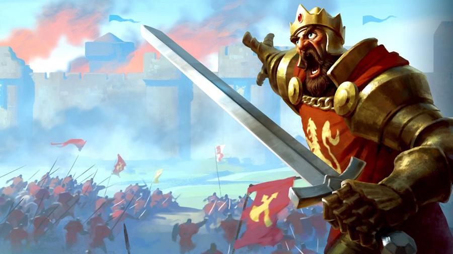نسخه جدید بازی فوق العاده Age of Empires: Castle Siege برای ویندوز ۱۰