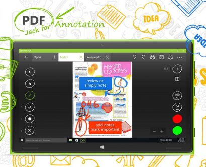 اپلیکیشن یونیورسال Jack for PDF در طی ۷ روز آینده رایگان دانلود کنید!