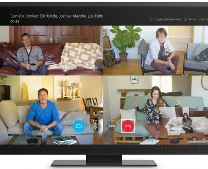 نسخه یونیورسال اپلیکیشن محبوب Skype برای XBOXONE منتشر شد.
