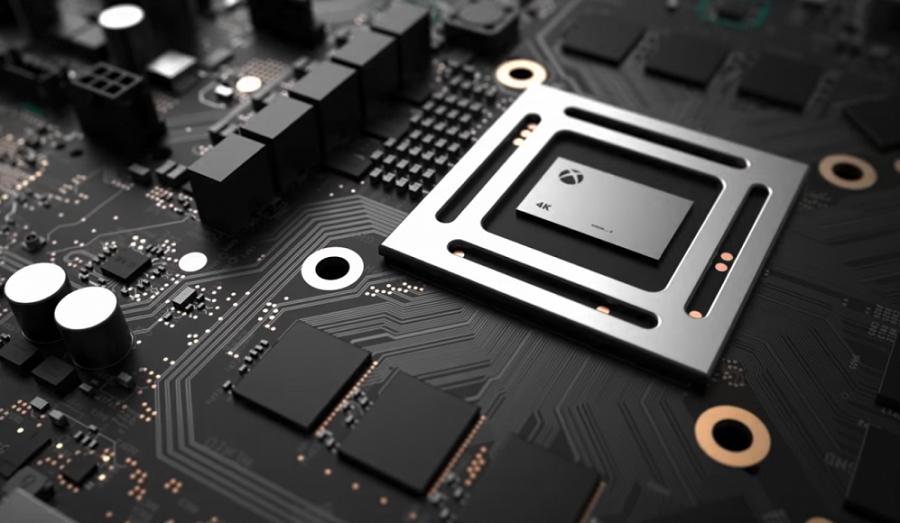 رونمایی از مشخصات و اطلاعات Xbox Project Scorpio در پنجشنبه ی پیش رو!