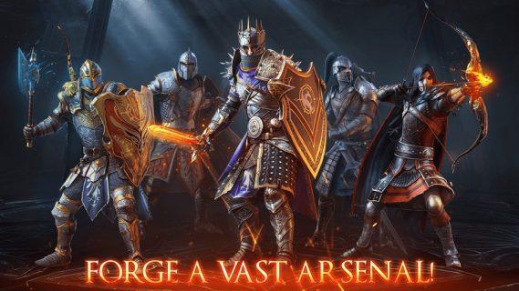 بازی جذاب Iron Blade: Medieval Legends RPG برای ویندوز ۱۰ منتشر شد.