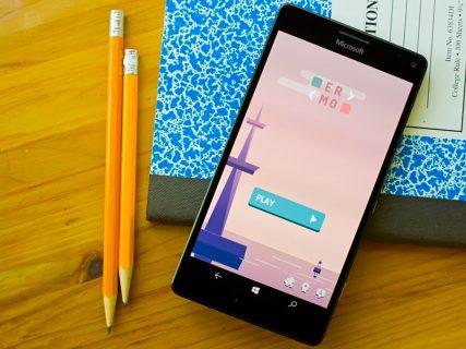 بازی مینیمال، جذاب و رنگارنگ ERMO برای ویندوز ۱۰ موبایل و تبلت و کامپیوتر