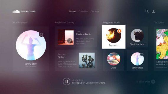 دانلود اپلیکیشن رسمی SoundCloud برای ویندوز ۱۰ را از دست ندهید!