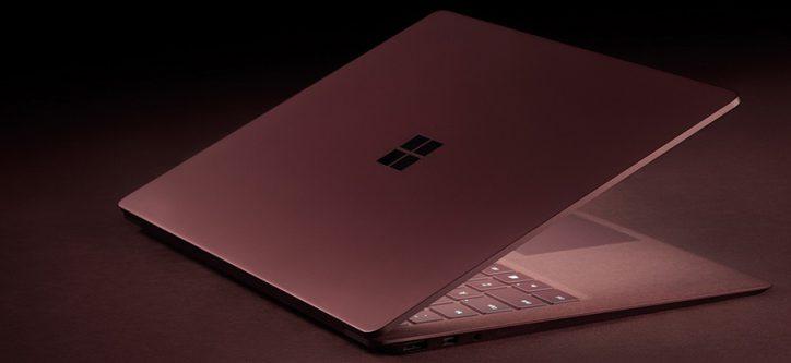 مایکروسافت سرفیس لپ تاپ، نهایت زیبایی و کارایی در یک لپ تاپ