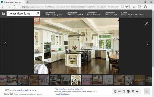 قابلیت بی نظیر وب سایت Bing.com برای جستجو تصویری از داخل یک عکس!