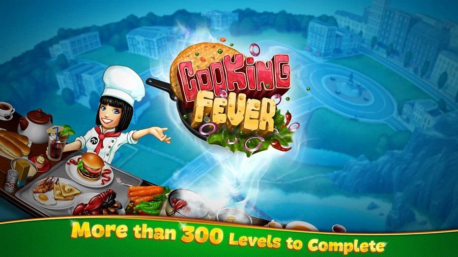 دانلود بازی استراتژی رستوران داری Cooking Fever به صورت UWP برای ویندوز ۱۰