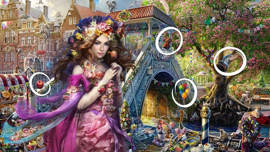 بازی یافتن اشیاء مخفی Hidden City: Mystery of Shadows را برای ویندوز  PC 10 دانلود کنید.