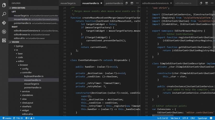 نسخه جدید ویژوال استودیو کد (Visual Studio Code) با قابلیت indent کد آپدیت شد.