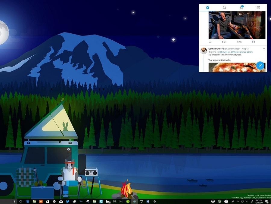 به کمک اپلیکیشن Compact View وب سایت ها را به صورت تصویر در تصویر ببینید!