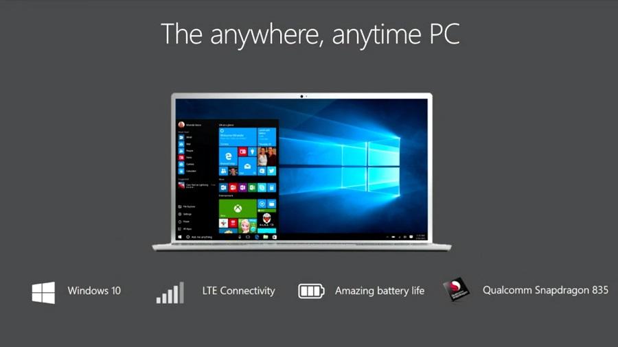 کمپانی Qualcomm بدنبال تولید Snapdragon 850 برای Windows 10 on ARM