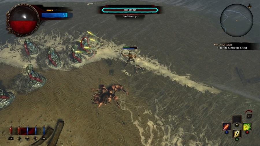بازی فوق العاده Path of Exile را به صورت رایگان برای XBOX ONE دانلود کنید!