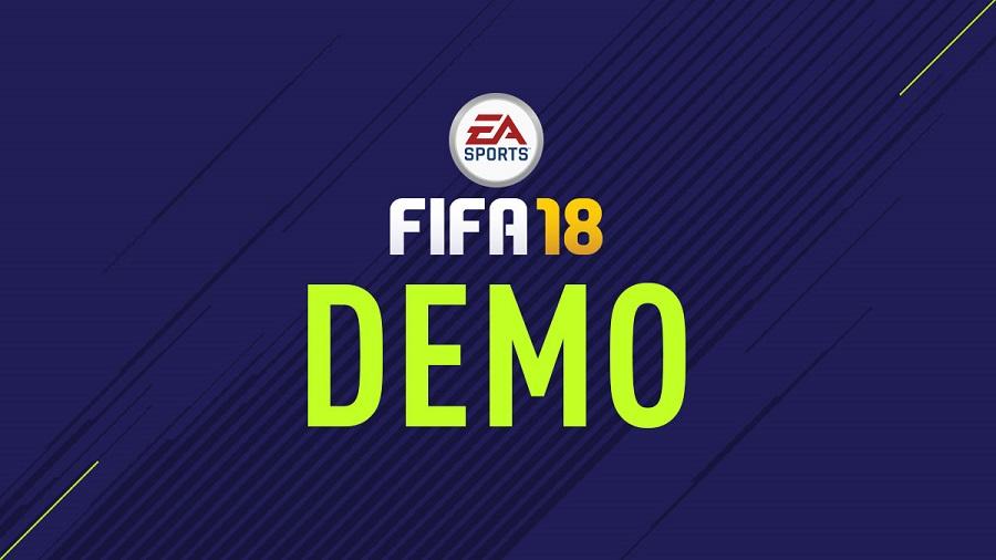 دانلود نسخه دمو و رایگان FIFA 18 برای ویندوز ۱۰ و ایکس باکس وان