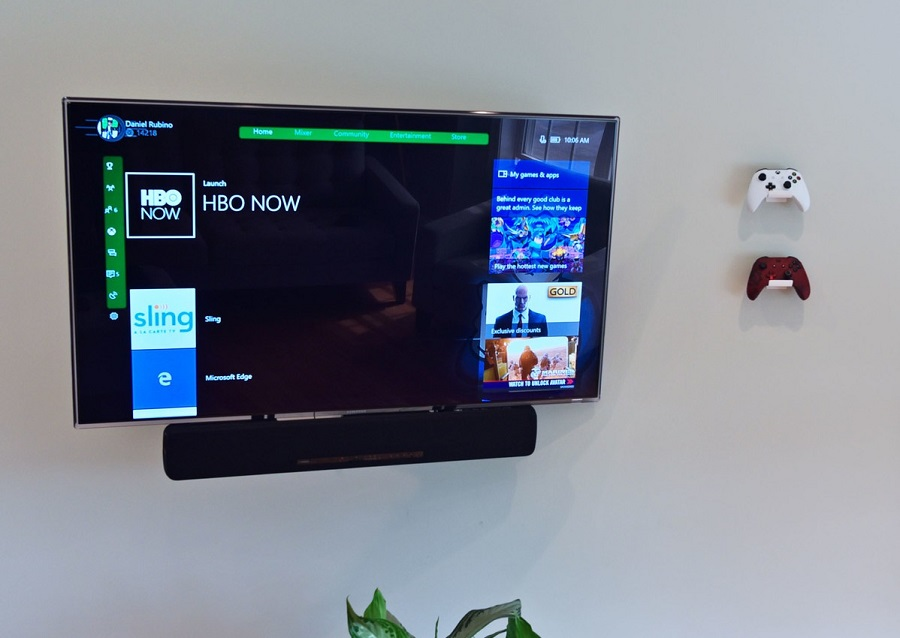 مشکل burn-in در OLED TV چیست و XBOX ONE X چطور با آن مبارزه می کند؟