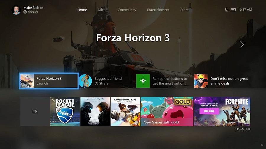 آپدیت رویایی Xbox One Fall Update از امروز در اختیار تمامی کاربران ایکس باکس