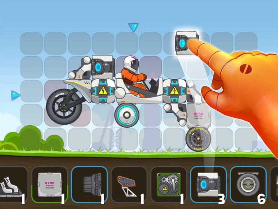 بازی فوق العاده Rovercraft Racing به صورت یونیورسال برای ویندوز ۱۰ منتشر شد.