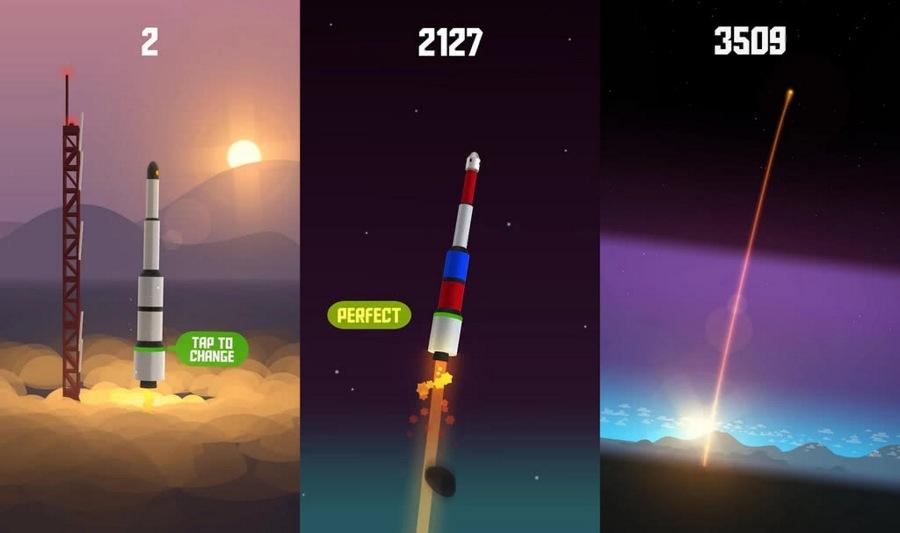 بازی فوق العاده جذاب Space Frontier برای ویندوز ۱۰ موبایل، تبلت و کامپیوتر