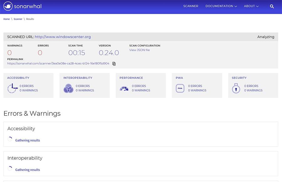 به کمک Sonarwhal مایکروسافت، وب سایت و وب سرویس خود را تست فنی کامل نمایید.